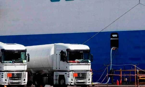 Ham Italia offre servizi di Bunkering GNL track-to-ship e modifica dei motori delle barche affinché funzionino con gas naturale liquefatto