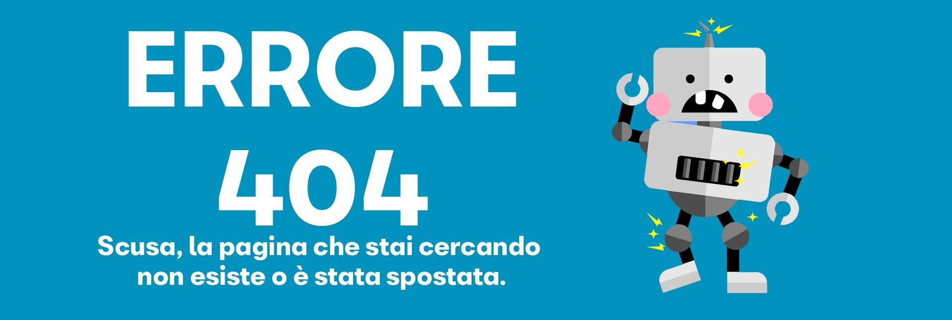 Pagina di errore 404 di Ham Italia. La pagina è mancante o è stata spostata. Tornare alla Home
