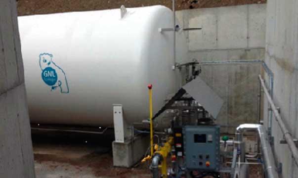 Il gas naturale liquefatto può essere utilizzato sia in settori civili che industriali in cui la rete di gasdotti non arriva