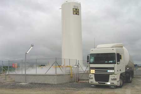HAM Italia progetta, costruisce e avvia impianti di gas naturale liquefatto (GNL) per uso civile, industrie, impianti di cogenerazione e abitazioni