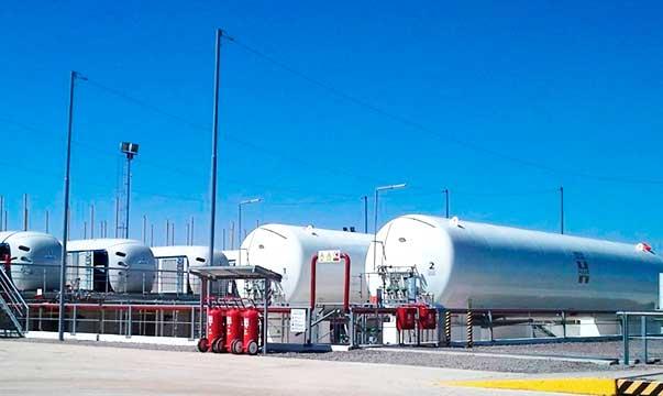 Ham Italia, attraverso Grupo Ham, offre ai suoi clienti la progettazione, costruzione e messa in servizio di impianti di liquefazione del gas naturale