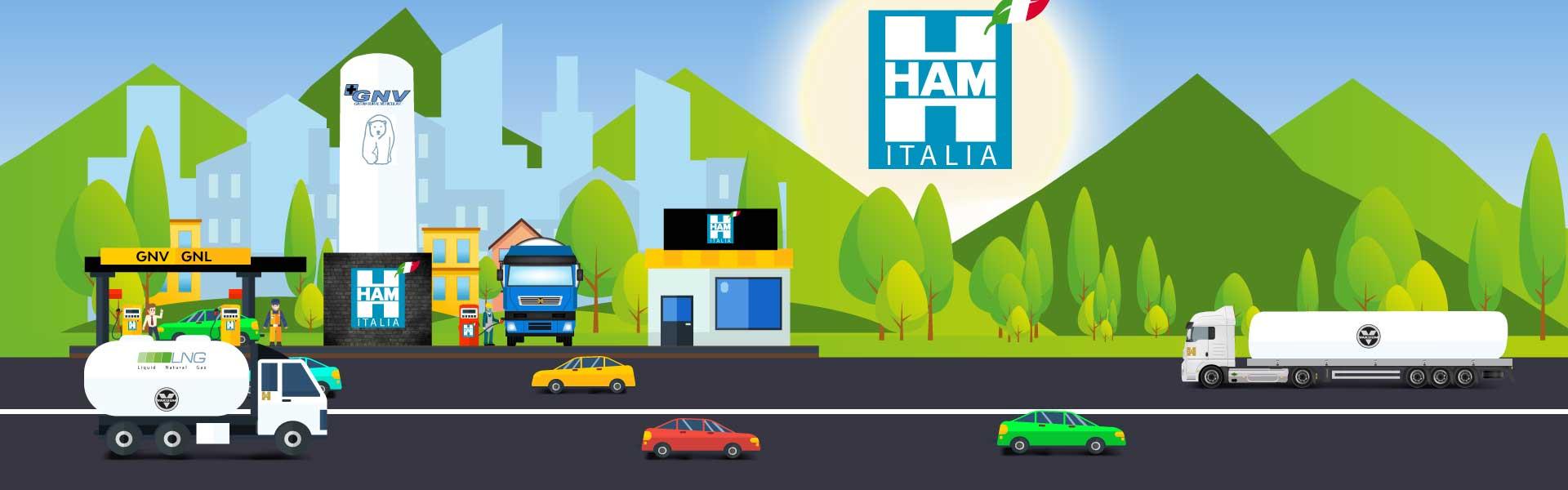 Thank You Page dal gruppo Ham Italia. Abbiamo ricevuto la tua posta